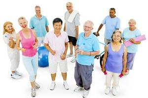 Equilibre des seniors - Atelier d'équilibre